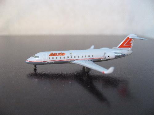 herpa wings  1:500 512541 Air Dolomiti Canadair Jet I-ADJA
